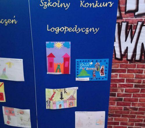 19.05 Szkolny konkurs logopedyczny