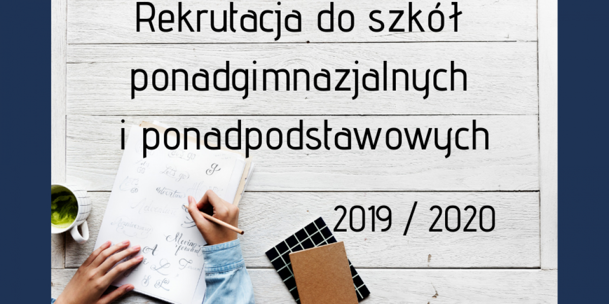 rekratacja 2019 2020