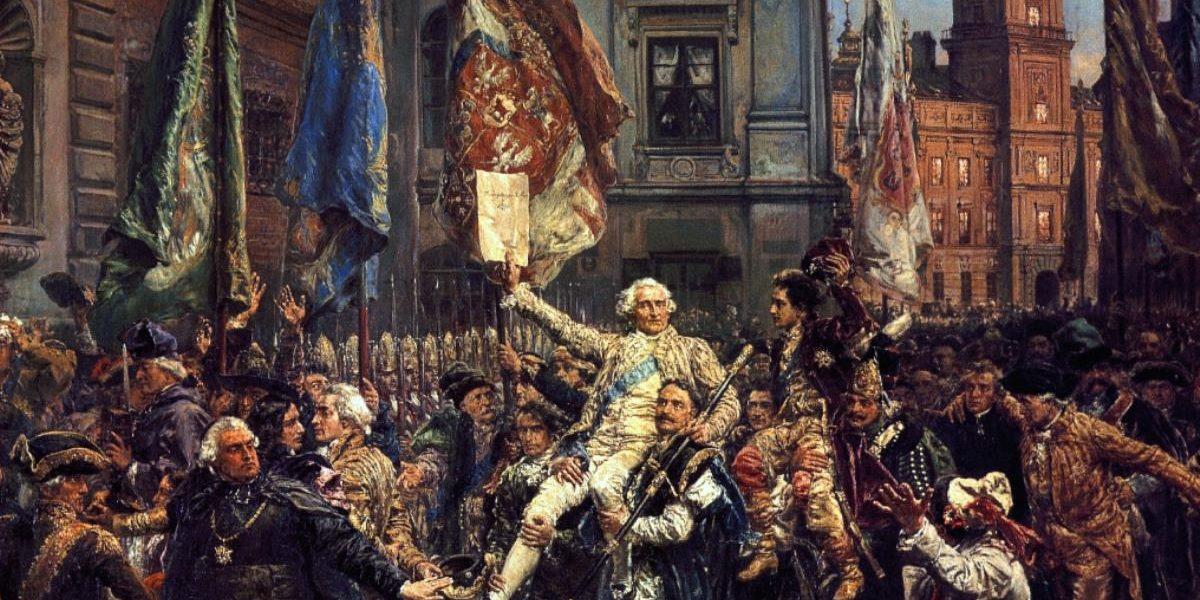 Jan Matejko konstytucja 3 maja